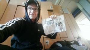 Vorbereitung auf Berlin noch 185 Tage