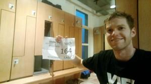 Vorbereitung auf Berlin noch 164 Tage