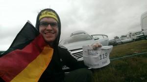 Vorbereitung auf Berlin noch 119 Tage