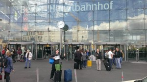 Vorbereitung auf Berlin noch 2 Tage